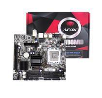 Placa Mãe Afox IG41-MA7 Intel Soquete LGA 775