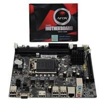 Placa Mãe Afox IH61-MA5 Intel Socket LGA 1155