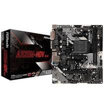 Placa Mãe Asrock A320M-HDV R4.0 AMD Soquete AM4