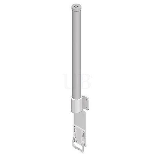 Antena Ubiquiti Airmax Omni AMO-2G10 com Polarizacao Dupla - Bege