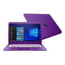 "Notebook HP 14-CB013WM Intel Celeron 1.6GHz / Memória 4GB / SSD 32GB / 14"" / Windows 10"