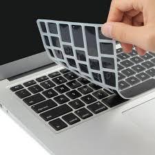 Teclado Capa Silicone Nco Keyguard para Macbook Pro 2017