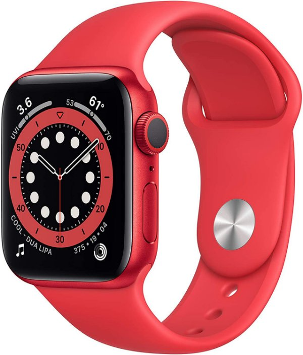 Relógio Apple Watch Series 6 40MM
