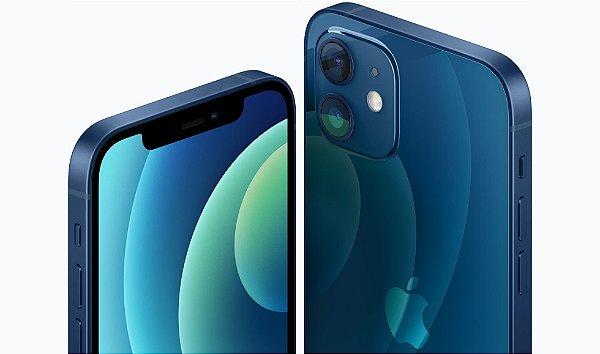 Celular Apple iPhone 12 256GB (Várias Cores)