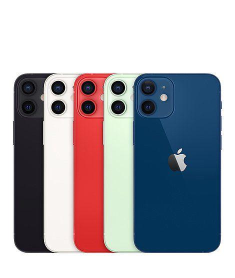 Celular Apple iPhone 12 Mini 128GB (Várias Cores)
