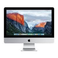 """Apple Imac de 21.5"""" MHK23LL/ A A2116 Intel Core i3/ 8GB Ram/ 256GB SSD/ 4K (2019) - Prata"""