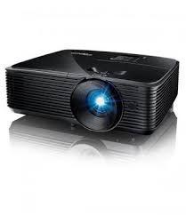 Projetor Optoma HD146X 3600L FHD/ HDMI/ 3D/ USB/ Bivolt - Preto