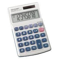 Calculadora Sharp EL-243SB