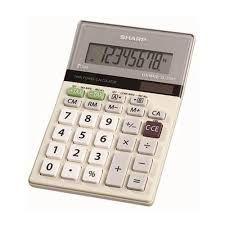 Calculadora Sharp EL-244TB