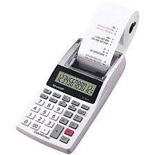 Calculadora Impressora Sharp EL-1611V