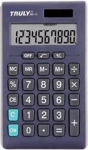 Calculadora Truly 282-10 Digitos