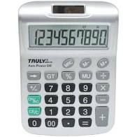 Calculadora Truly 6001-12 Digitos