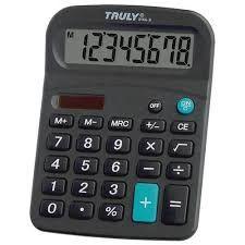 Calculadora Truly 814A-12