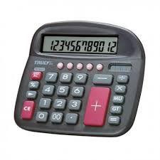 Calculadora Truly 818 - 12 Digitos
