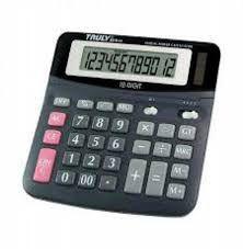 Calculadora Truly 821B-12 Digitos