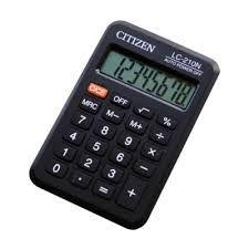 Calculadora Citizen LC-210N