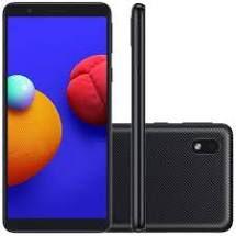 """Smartphone Samsung Galaxy A01 Core Dual Sim 32GB de 5.3"""" 8MP/5MP Os 10 - Preto"""