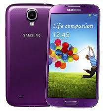 Smartphone Samsung Galaxy S4 Mini Dual 19192 - Roxo
