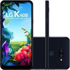 Celular LG K40S LMX430HM SS 2/32GB 6.1 13+5MP/13MP A9.0