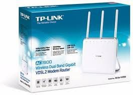 Roteador Wireless TP-Link Archer VR900 AC1900 1300MBPS