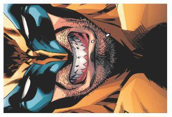 Tapete Wolverine