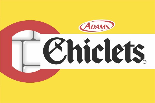 Tapete Chiclets