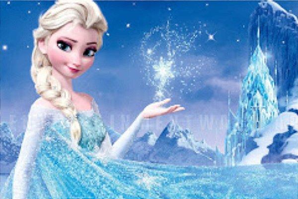 Tapete Frozen
