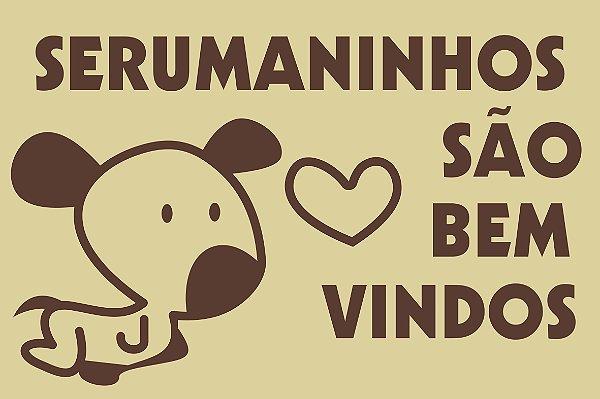 Tapete Serumaninho
