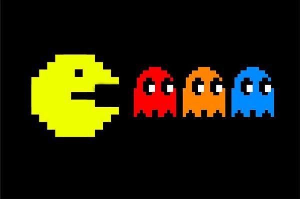 Tapete Pac Man