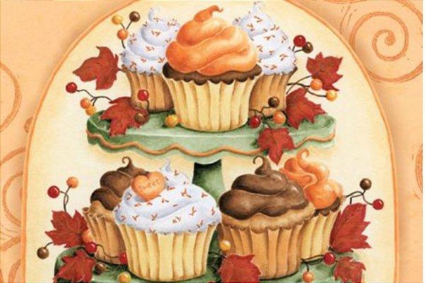 Tapete cupcake