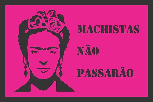 Tapete Frida Kahlo