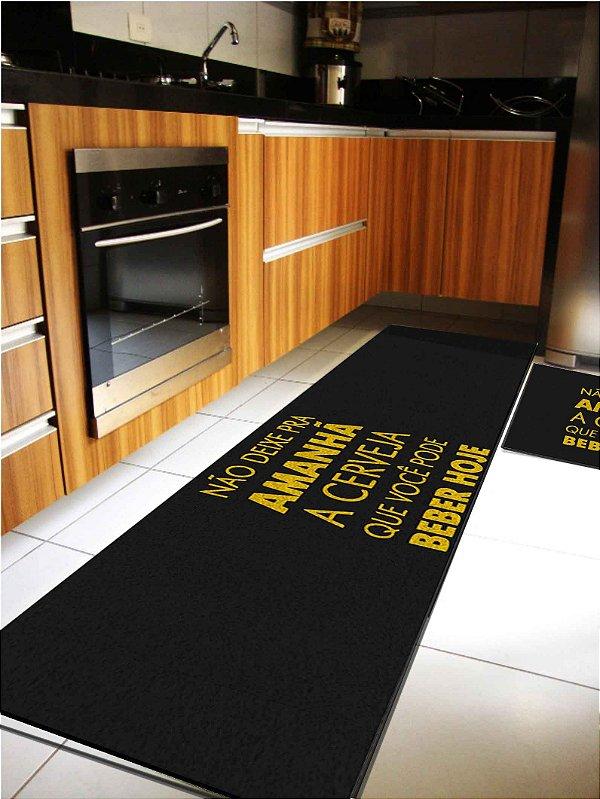 Kit Cozinha Não deixe para amanhã