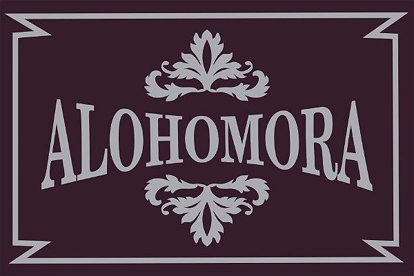 Tapete Alohomora