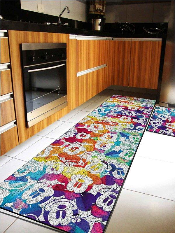 Kit Cozinha Mickey