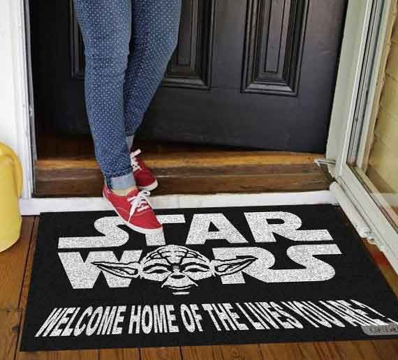 Capacho Star Wars - Yoda