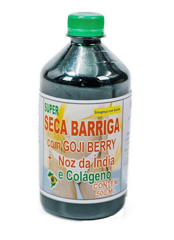 7078 Seca Barriga com Goji Berry e Colágeno 500ml