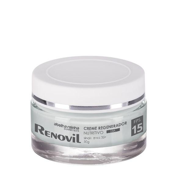 3502 RENOVIL – CREME REGENERADOR NUTRITIVO 35 (DIA – FPS-15) 50 g
