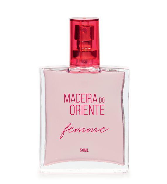 5218 MADEIRA DO ORIENTE FEMME – DEO-COLÔNIA SPRAY FEMININA 50 ml
