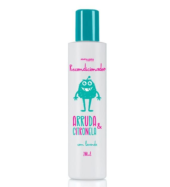 1204  ARRUDA & CITRONELA - RECONDICIONADOR 200ML
