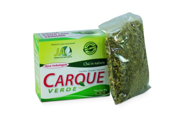1064 Carque Verde In Natura 50g