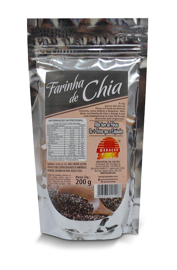 1224 Farinha de Chia 200g