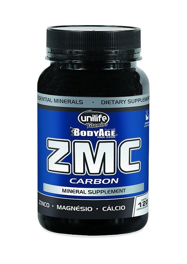 1152 ZMC Carbon 950mg 120 Cápsulas