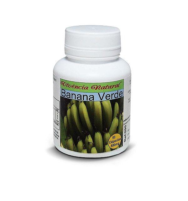 7030 Banana Verde 500mg 60 Cápsulas