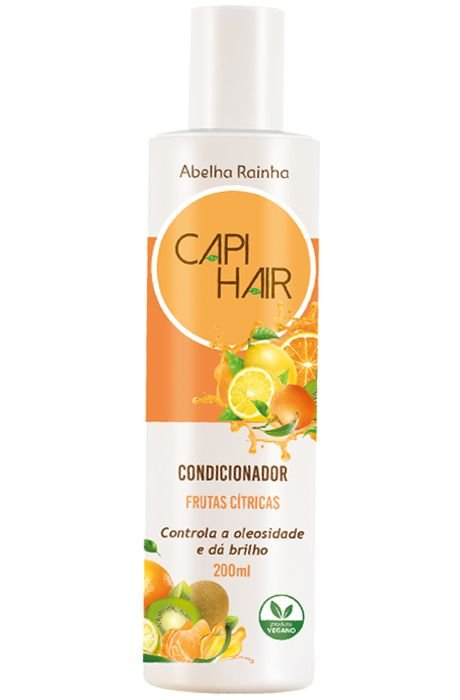 2601 CAPI HAIR - CONDICIONADOR ANTIOLEOSIDADE FRUTAS CITRICAS - 200ML