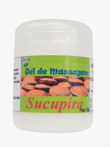 7059 Gel Massagem Sucupira 100g