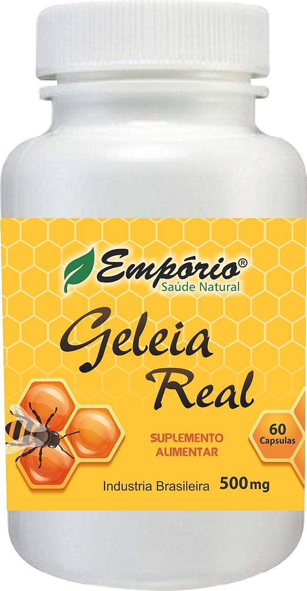 1406 Geléia Real 500mg 60 Cápsulas