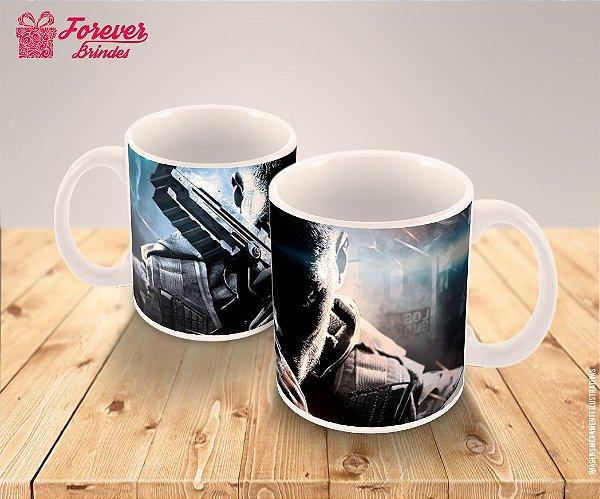 Caneca Porcelana Personalizada Transformers