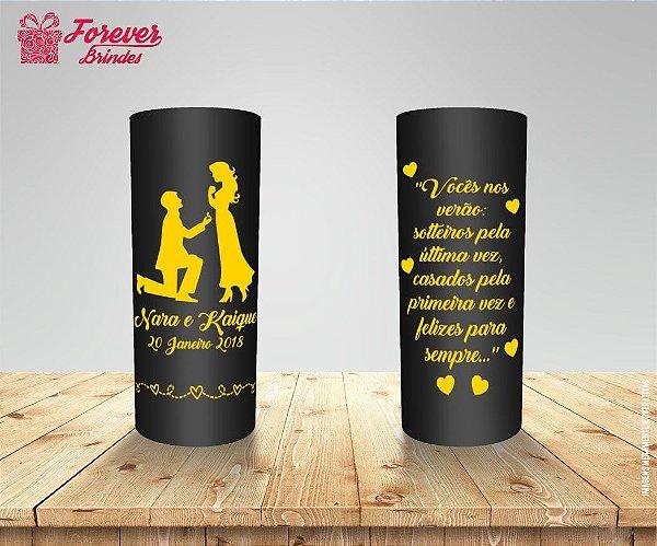 Copo Long Drink Casamento Noivos