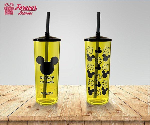 Copo Long Drink Mickey