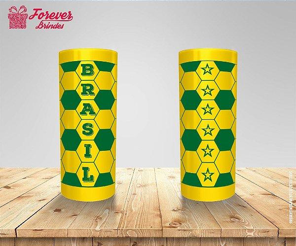 Copo Long Drink Brasil Seis Estrelas